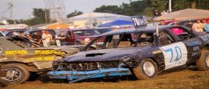 2019 Dresden Spring Smash Demolition Derby @ Dresden Raceway Grandstands  | Dresden | Ontario | Canada